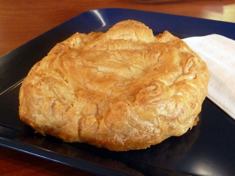 Tyropitta - Cheese Pie